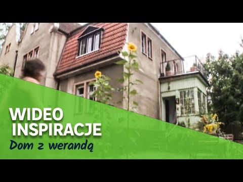 Dom z werandą (wideo)