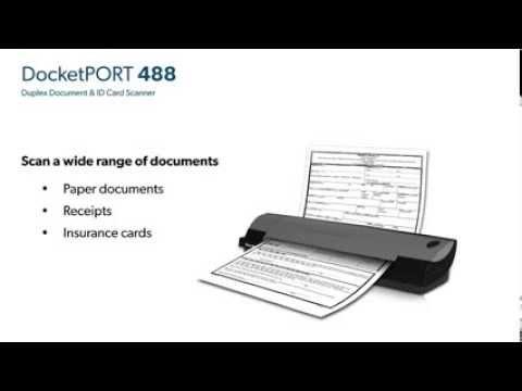 DocketPORT 488
