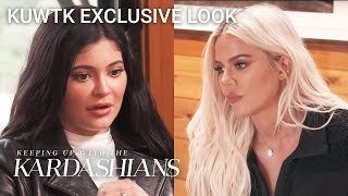 Kylie Jenner Says Jordyn Woods Scandal Needed To Happen | KUWTK Exclusive Look | E!