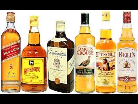 Какой виски лучше название