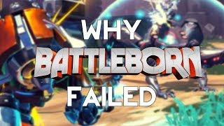 Why BattleBorn Failed