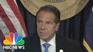 Cuomo Announces NYC Indoor Dining To Resume At 25 Percent September 30 | NBC News NOW