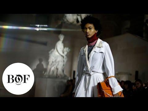 Louis Vuitton Autumn/Winter 2017 | Paris | The Business of Fashion