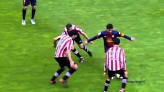 tốp 10 pha solo huyền thoại của Lionel Messi