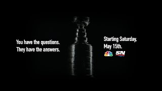 2021 Stanley Cup Playoffs start tonight