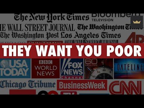 Escape the TRAP of Mainstream Media photo
