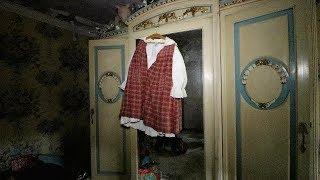 Little Girl's Abandoned Mansion - Everything Left Behind