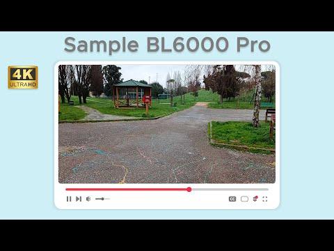Test di ripresa da BlackView BL6000 Pro  …