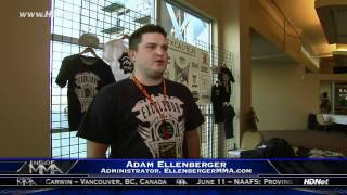 The Joe Ellenberger Story - Inside MMA
