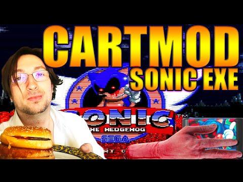 Sonic.EXE EN #CARTMOD #ROMHACK GAMEPLAY+ASTUCE POUR SURVIVRE - FR