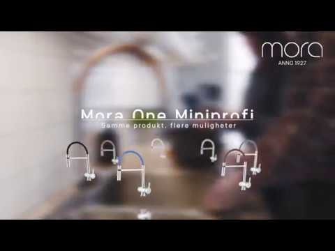 Mora One Miniprofi brun (No)