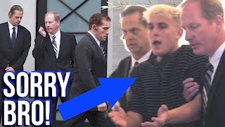 SECRET SERVICE ARREST MY BROTHER PRANK!