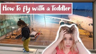 My Nightmare Flight - Flying with a one year old!