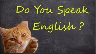 Learn English Through Story subtitles - Do you Speak English - practice listening English