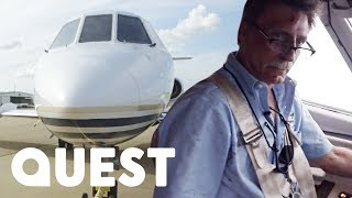 $1Million Jet Repossession Ends In Insane Fist Fight | Airplane Repo