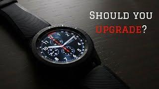 Galaxy Watch vs Gear S3   Worth Upgrading?