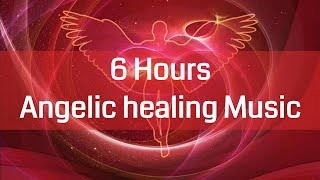 6 Hours 432 Hz Angelic Music | Angel Reiki Music For Healing & Manifestation | Healing Miracle Tone
