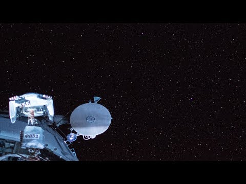 It's Full Of Stars! - 4K Timelapse Video From The ISS