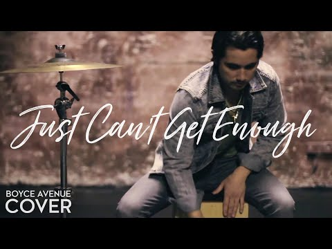 Baixar Black Eyed Peas - Just Can't Get Enough (Boyce Avenue cover) on iTunes & Spotify
