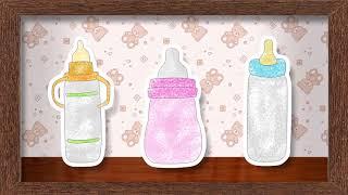Sonidos y música relajante | ASMR para Dormir Bebés | Biberones