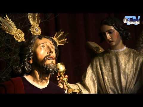 Besapiés del Señor en la Oración en el Huerto de Montesión