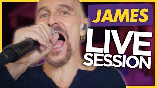 James - Live Session 2021: Absolute Radio