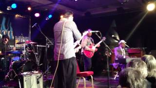 Henry Gray & Tail Dragger with Bob Corritore's Rhythm Room All-Stars