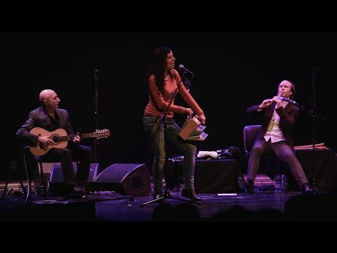 Carlos Núñez trio & Cumie (world fusion improv)