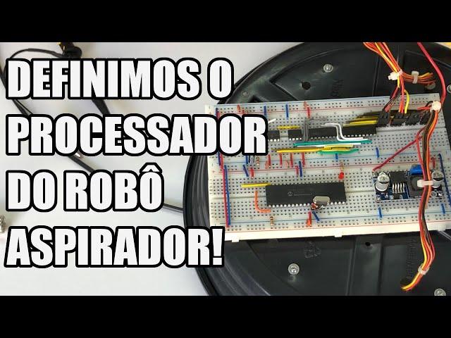 SELECIONAMOS O MICROCONTROLADOR DO ROBÔ! | Usina Robots US-3 #019