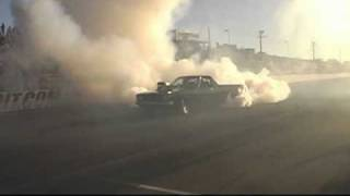 now THIS is a BURNOUT !