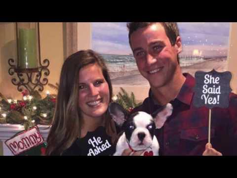 Puppy Proposal: Taylor & Randy