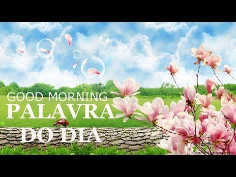 PALAVRA DO DIA 24/07/2019 - MENSAGEM DE BOM DIA MOTIVACIONAL PARA REFLEXÃO DE VIDA GOOD MORNING DAY