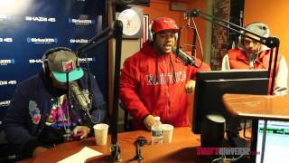 Charlie Clips Freestyles on Sway in the Morning