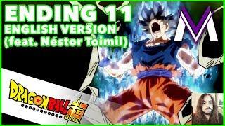 Dragon Ball Super Ending 11 [ENGLISH COVER]   LAGRIMA   MasakoX (feat.  Néstor Toimil)