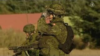Dänemark - Mit Berufsarmee in Afghanistan