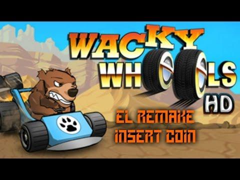 El Remake: Wacky Wheels HD - Bronze Wheels