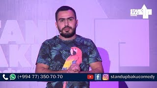 Orxan Abdullayev (Stand UP Baku 13-cü şou)