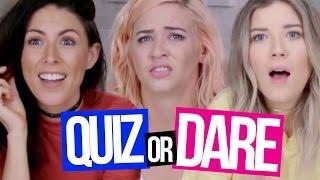 Beauty Quiz OR DARE?! (Beauty Break)