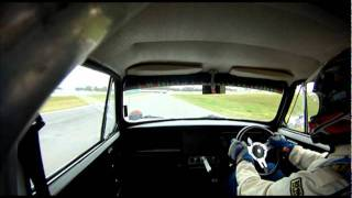 Mini Clubman GT Hot Lap of Winton 2011