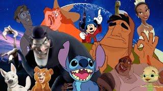 Every 2000s Disney Movie Ranked