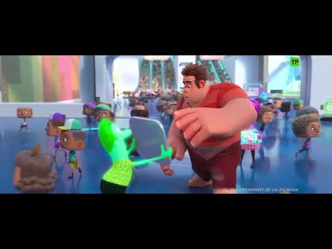 Ralph Rompe Internet  - Trailer español (HD)
