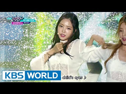 Apink - Only one | 에이핑크 - 내가 설렐 수 있게 [Music Bank COMEBACK / 2016.09.30]