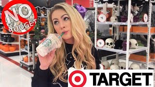 I buy EVERYTHING I want at TARGET! NO BUDGET *FALL EDITION*