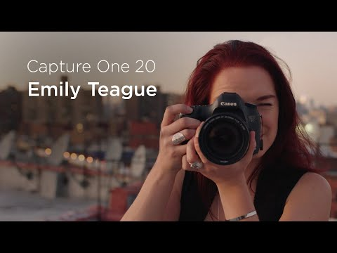Capture One Highlights | Emily Teague on why she loves Capture One