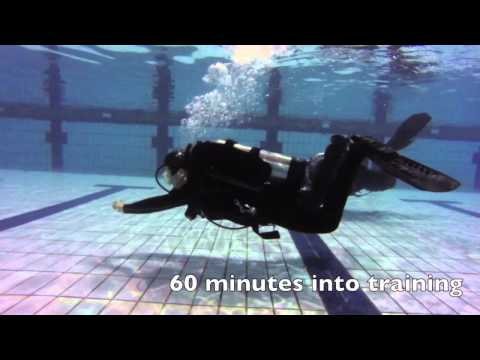 Scuba Diving Buoyancy Control - Pool Training