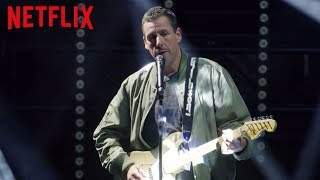 Adam Sandler: 100% Fresh | Chris Farley Tribute [HD] | Netflix
