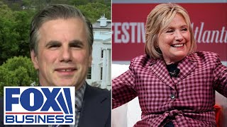 Tom Fitton reacts to appeals court overturning Hillary Clinton deposition order
