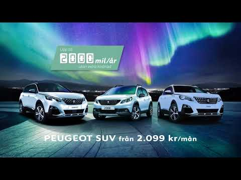Peugeot NOW Privatleasing SUV