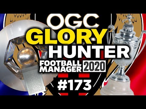 GLORY HUNTER FM20 | #173 | THIS IS NICE! | Football Manager 2020