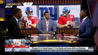 Undisputed | Is there already a QB controversy in New York?